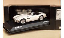 1/43 BMW 507 Minichamps, масштабная модель, scale43