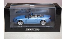 1/43 Jaguar XK Convertible, масштабная модель, Minichamps, scale43