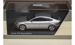 1/43 Audi A5 Sportback Minichamps, масштабная модель, scale43