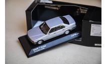 1/43 BMW 7 E32 Minichamps, масштабная модель, scale43