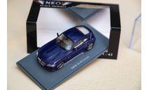 1/43 BMW Z4M Neo, масштабная модель, Neo Scale Models, scale43