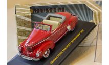 1/43 Graham Paige Sharknose 1939 Museum Collection IXO MUS013, масштабная модель, IXO Museum (серия MUS), 1:43