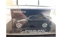 Mercedes BRABUS 600 C 63S 2015 Minichamps 1:43, масштабная модель, 1/43