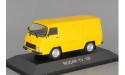 Rocar TV 12F (модель+журнал), журнальная серия масштабных моделей, DeAgostini, scale43