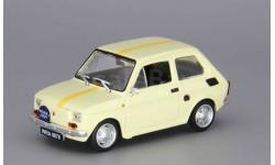 FIAT 126P Nauka Jazdy (модель+журнал), журнальная серия Kultowe Auta PRL-u (Польша), DeAgostini-Польша (Kultowe Auta), scale43