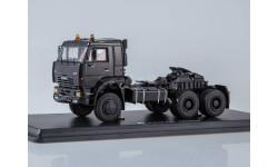 КамАЗ-65225 седельный тягач (черный)