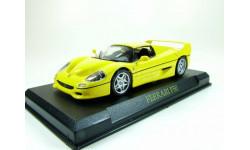 FERRARI F50 Hardtop (модель+журнал), журнальная серия Ferrari Collection (GeFabbri), Ferrari Collection (Ge Fabbri), 1:43, 1/43