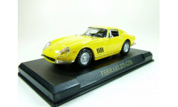 FERRARI 275 GTB (модель+журнал), журнальная серия Ferrari Collection (GeFabbri), Ferrari Collection (Ge Fabbri), 1:43, 1/43