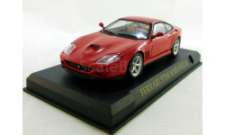 FERRARI 575M Maranello (модель+журнал), журнальная серия Ferrari Collection (GeFabbri), Ferrari Collection (Ge Fabbri), 1:43, 1/43