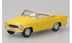 Škoda Felicia Roadster (1964), масштабная модель, Abrex, 1:43, 1/43