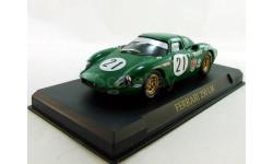 FERRARI 250 LM (модель+журнал), журнальная серия Ferrari Collection (GeFabbri), Ferrari Collection (Ge Fabbri), 1:43, 1/43