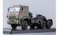 КамАЗ-65225 седельный тягач (хаки)