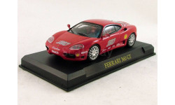 FERRARI 360 GT (модель+журнал), журнальная серия Ferrari Collection (GeFabbri), Ferrari Collection (Ge Fabbri), 1:43, 1/43