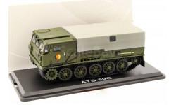 ATS-59G (АТС-59Г) NVA (Национальная народная армия ГДР), масштабная модель, Premium Classixxs, 1:43, 1/43