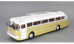 Ikarus 66 1972 White/Light Green, масштабная модель, IXO, 1:43, 1/43