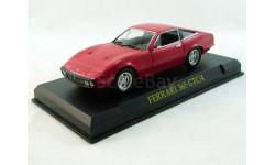 FERRARI 365 GTC/4 (модель+журнал), журнальная серия Ferrari Collection (GeFabbri), Ferrari Collection (Ge Fabbri), 1:43, 1/43