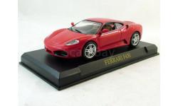 FERRARI F430 (2004) (модель+журнал), журнальная серия Ferrari Collection (GeFabbri), Ferrari Collection (Ge Fabbri), 1:43, 1/43