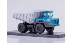 БелАЗ-540А карьерный самосвал, масштабная модель, Start Scale Models (SSM), 1:43, 1/43