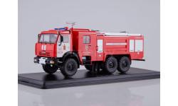 АЦ-5-40 (КамАЗ-43118), масштабная модель, Start Scale Models (SSM), scale43