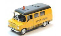 Nysa-522 Pomoc Drogowa (модель), журнальная серия Kultowe Auta PRL-u (Польша), DeAgostini-Польша (Kultowe Auta), scale43