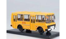 ПАЗ-32051 'Дети', масштабная модель, Start Scale Models (SSM), scale43