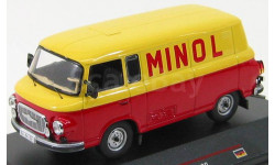 Barkas B1000 'Minol' Kastenwagen (1960), масштабная модель, IST Models, scale43