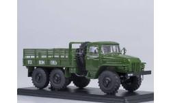 УрАЛ-375Д бортовой (хаки), масштабная модель, Start Scale Models (SSM), 1:43, 1/43