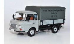 Barkas B1000 Pick Up (Deutsche Spedition Leipzig), масштабная модель, IST Models, 1:43, 1/43