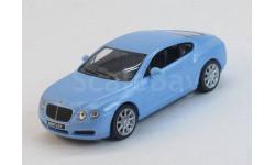 Bentley Continental GT (модель+журнал), журнальная серия Суперкары (DeAgostini), Суперкары. Лучшие автомобили мира, журнал от DeAgostini, scale43