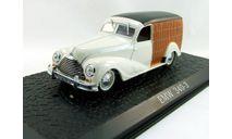 EMW 340/3 (фургон на базе универсала) (модель+буклет), журнальная серия масштабных моделей, Atlas, 1:43, 1/43