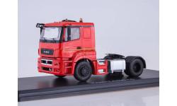 КамАЗ-5490-S5 седельный тягач, масштабная модель, Start Scale Models (SSM), 1:43, 1/43