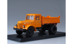 МАЗ-205 самосвал (оранжевый), масштабная модель, Start Scale Models (SSM), 1:43, 1/43