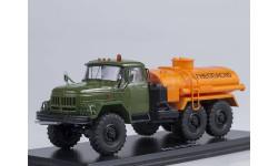 АЦ-4,0 (ЗИЛ-131), хаки/оранжевый