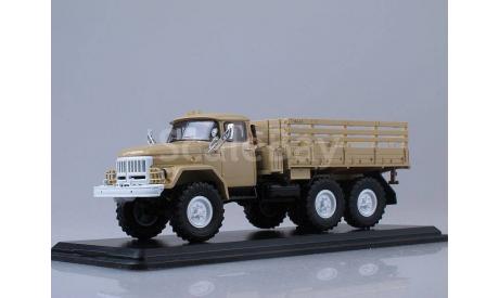 ЗИЛ-131 бортовой, 'Автоэкспорт', масштабная модель, Start Scale Models (SSM), 1:43, 1/43