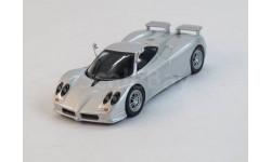 Pagani Zonda C12 S (модель+журнал), журнальная серия Суперкары (DeAgostini), Суперкары. Лучшие автомобили мира, журнал от DeAgostini, scale43