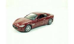 Maserati Granturismo (модель+журнал), журнальная серия Суперкары (DeAgostini), Суперкары. Лучшие автомобили мира, журнал от DeAgostini, scale43