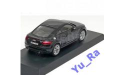 + Audi TT Coupe 2014 Mith Black Kyosho кмк115 1:43 Yu_Ra