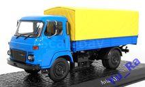 + Avia A31 Truck blue-yellow Atlas кмк072 Yu_Ra, масштабная модель, 1:43, 1/43
