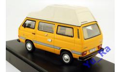 +VW T3 Camper Joker диллерская кмк127 1:43 Yu_Ra, масштабная модель, scale43, Volkswagen