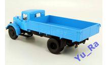 + МАЗ-200 синий Автоистория кмк149 1:43 Yu_Ra, масштабная модель, scale43