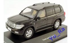 + Toyota Land Cruiser 200 черный 2010 VVM кмк093 1:43 Yu_Ra