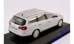 + VW Passat Variant 2005 silver Volkswagen Minichamps кмк096 1:43 Yu_Ra