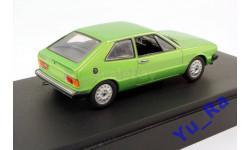 + VW Scirocco generation I green Volkswagen Minichamps кмк107 1:43 Yu_Ra