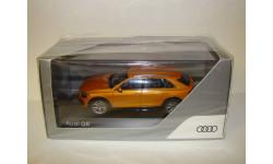 1/43 Audi Q8 2018, масштабная модель, Norev, 1:43