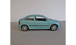 Opel Astra Welly 1:24, масштабная модель, 1/24