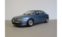Alfa Romeo 156 BBurago 1:24 made in Italy, масштабная модель, 1/24