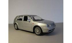 VW Golf IV Welly 1:24, масштабная модель, Volkswagen, 1/24