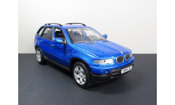 BMW X5 Welly 1:24