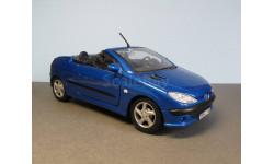 Peugeot 206 CC Maisto 1:24
