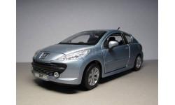 Peugeot 207 BBurago 1:24